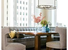 Breakfast Nook Chandelier Wooden Dining Table Circular Pendant Wood Flooring Trim Area