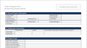 project request form template for microsoft word 2013 robert