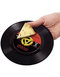 45 record plate gamago kitchen gifts home gifts vinyl