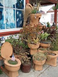 container gardening ideas hilarious new places to grow flowers