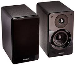 micca club 3 bookshelf speakers with 3 5 inch carbon