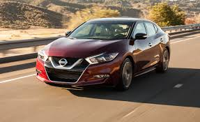 nissan maxima oil change cost 2016 nissan maxima first drive u2013 review u2013 car and driver