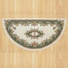 Half Round Kitchen Rugs Semi Circle Rugs Best Rug 2017