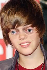 Meme Justin Bieber - no 1 justin bieber with steve buscemi eyes