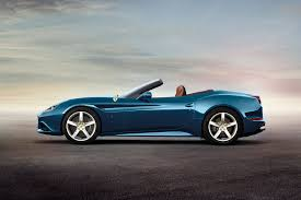 Ferrari California Colors - the new ferrari california t is a car you can drive every day and