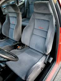Comfortable Racing Seats Which Cars Had The Coolest Factory Seats