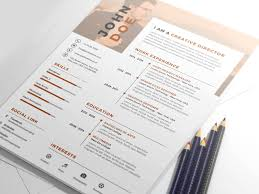Dynamic Resume Templates 25 Best Free Resume Templates For All Jobs U2013 Ui Collections U2013 Medium