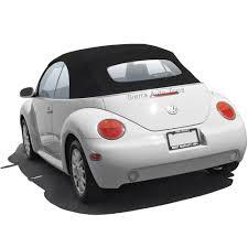 vv beetle convertible top german a5 black manual opening top frames