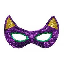 green mardi gras mask purple green and gold mardi gras masks mardi gras supplies