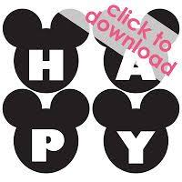 free photo props mickey mouse printable u0026 templates mickey mouse