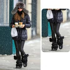 womens dress snow boots boots and heels 2017