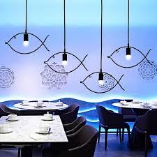 online get cheap fish pendant lamp aliexpress com alibaba group