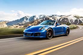 porsche car 2018 2018 porsche 911 gts review