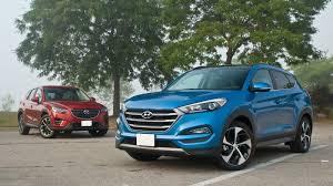 mazda cx6 2016 hyundai tucson vs mazda cx 5 design interior and drive