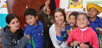 what is volunteer abroad ifre volunteers