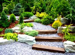 Simple Garden Landscaping Ideas Simple Landscaping Ideas Backyard For Contemporary Home Homelk