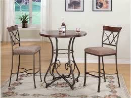 Charming Design Dining Table With Bar Stools Dining Table Dining - Dining table sets with matching bar stools