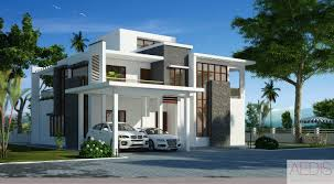 newly modernized houses with stunning designs like kerala house