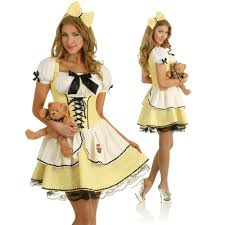 Fairy Tales Halloween Costumes Goldilocks Costume