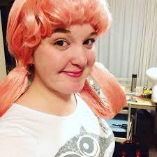 nurse joy wig struggles cosplay amino