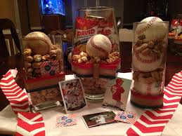baseball centerpieces 7 baseball centerpiece ideas for any occasion real baseball