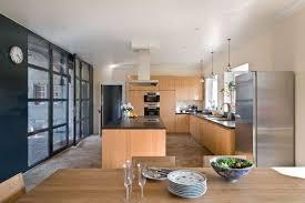 plan de cuisine ouverte sur salle à manger cuisine ouverte sur la salle à manger 50 idées gagnantes
