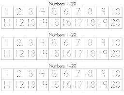 ideas about writing numbers 1 20 printable worksheets wedding ideas