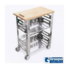 chariot cuisine graepel p u b objets déco design graepel high tech
