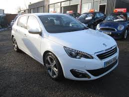 peugeot turbo 308 used white peugeot 308 for sale torfaen