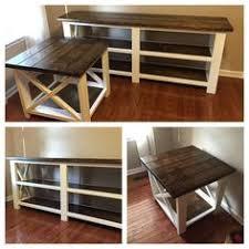 free pdf plans www this diy home com rustic x coffee table
