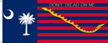 Don T Tread On Me Flag History Image South Carolina State Flag Proposal No 19 Designed By