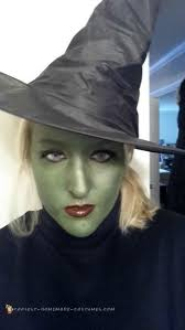 Wicked Witch Halloween Costume Coolest Homemade Wicked Witch Oz Costumes
