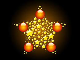 christmas stars templates for powerpoint presentations christmas
