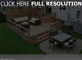 Decks And Patios For Dummies Tips Decking For Dummies Ground Level Deck Handi Block Deck