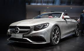 2017 mercedes amg s63 cabriolet pictures photo gallery car and