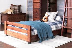 Casters For Bed Frame Sedona Twin Caster Bed Living Spaces