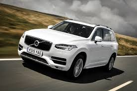 volvo jeep 2015 volvo xc90 review 2017 autocar