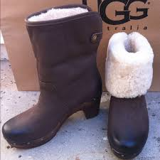 womens ugg lynnea boots 50 ugg shoes ugg lynnea boot size 7 color chocolate brand