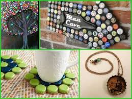 home decoration creative ideas 25 creative diy bottle cap ideas simple home decor youtube