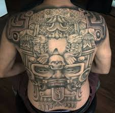 50 beautiful aztec tattoos for men and women 2018 page 5 of 5
