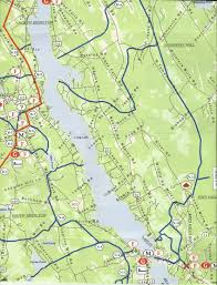 Map Of Maine Towns Get Map