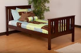 Espresso Twin Bed With Trundle Micah Espresso Twin Bunk Bed With Trundle Free Shipping Today L143