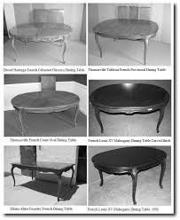 French Provincial Dining Table by How To Update Vintage French Provincial Furniture