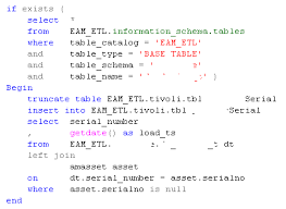 T Sql Drop Table If Exists Check If A Table Exists Sherry U0027s Bi Corner