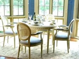 french dining room table ethan allen country french dining table and chairs elegant dining