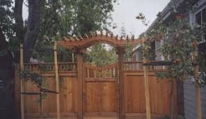 garden garden arbor with gate intended for breathtaking garden