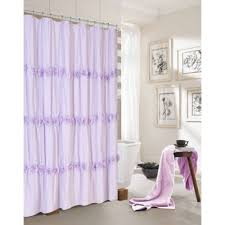 buy soft purple shower curtain from bed bath u0026 beyond