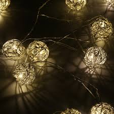 Sparkle Christmas Lights by Xmas In Outdoor 3m Copper Wire Decor Battery Powered 30led Fairy