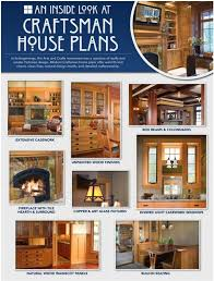 home plans with interior photos an inside look at craftsman house plans visual ly