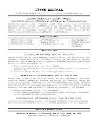accounts payable resume exle accounts payable resume exle receivable template builder for